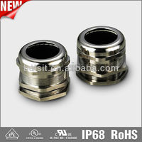 CE,ROHS Compression Brass Cable Gland