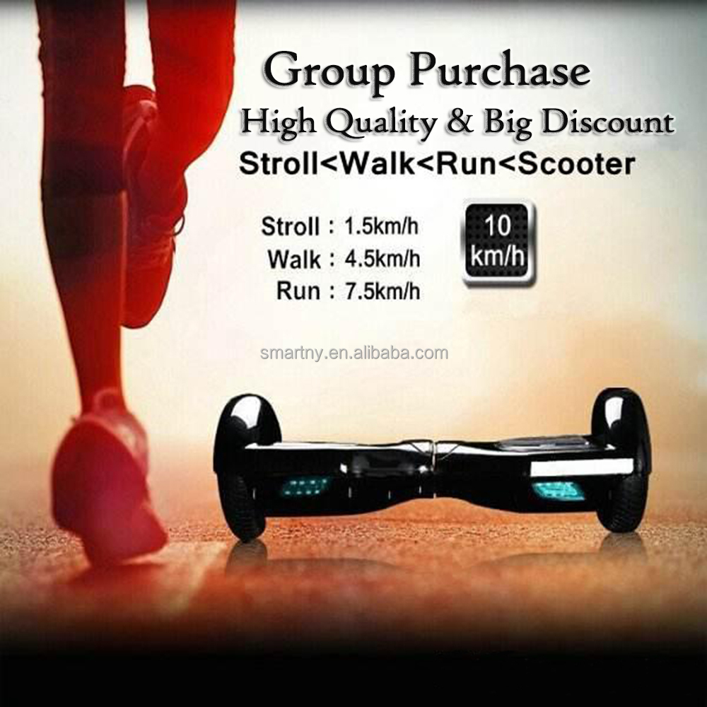 New Xmas Gift High quality self balancing two wheeler electric scooter