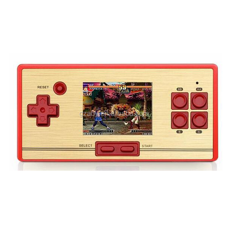 2.6 inch NTSC system Game Console FC pocket 35 anniversary nostalgia game Children's handheld color screen Game Console