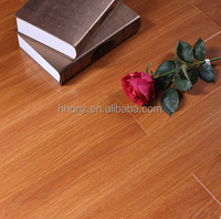 U-groove double click AC3 pvc waterproof Laminate Flooring 7mm