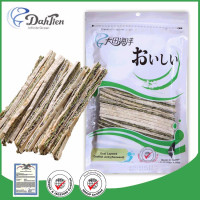Taiwan's delicious snack food with seaweed flavor, dried fish snack