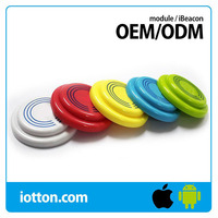 Custom ibeacon module major minor uuid proximity eddystone shake surrounding location bluetooth ble ibeacon