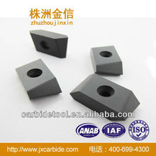Tungsten carbide rubber cutting tools cnc boring carbide insert