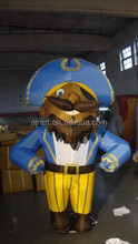 advertisement Pirate Captain inflatable cartoon