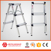 aluminium trestle,aluminium step stool,stool ladder