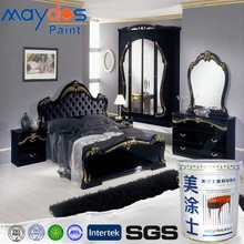 Maydos high quality two component polyurethane wood varnish/paint