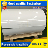 Blank glossy surface metal printing plate heat transfer sublimation aluminum sheet