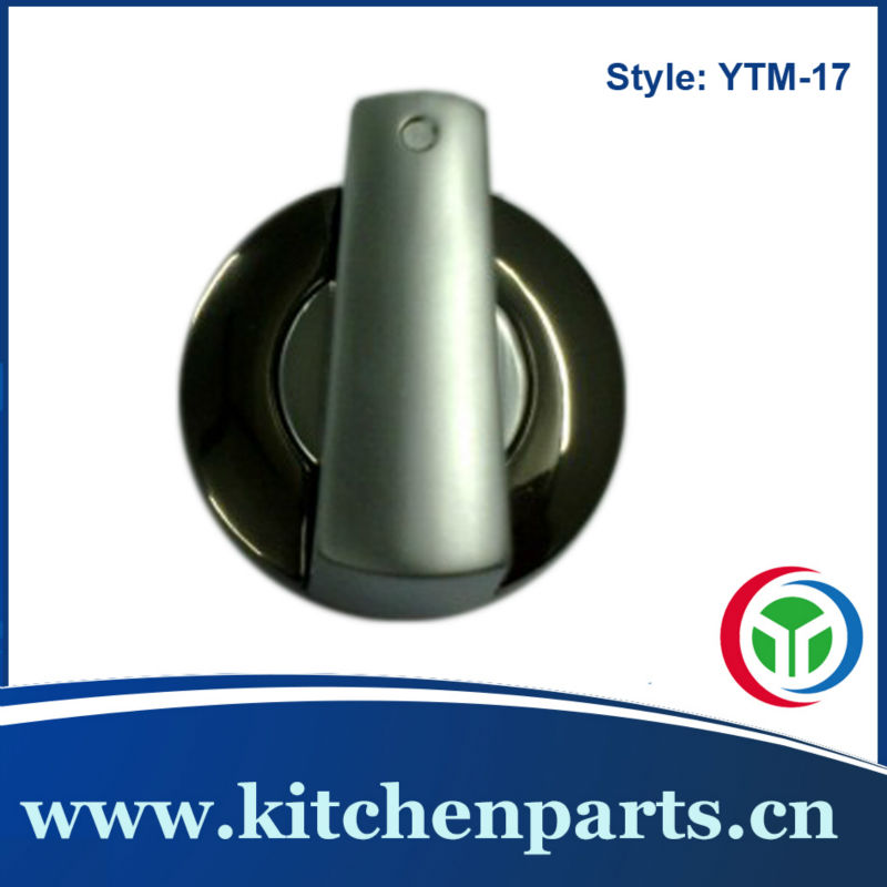 metal stove knobs also for oven
