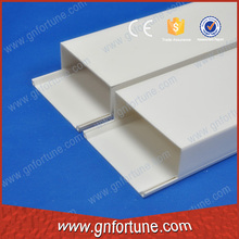 hot sell plastic pvc trunking/ wire and cable Ducts