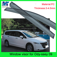 3D design PC mterial new wholesale car accessories for Ody-ssey 09
