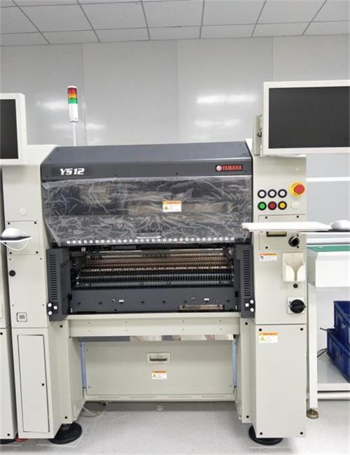 High precision automatic Yamaha Ys12 pick and place machine with 36000CPH PCB Mounter