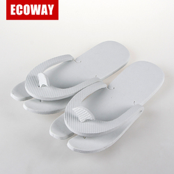 white cheap flip flops for spa disposable hotel slippers