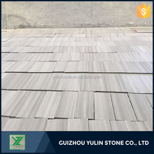 Marble tiles white wooden grey wooden