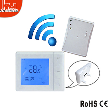Weekly Programming LCD Heating Thermostat