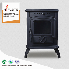 The Palladin HF332B 7KW Wood Stove with Water Jacket Small Cast Iron Wood Water Heater