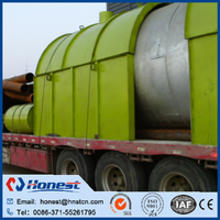 Hot selling tyre pyrolysis to steel wire and fuel oil with low price