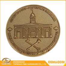 High quality brass stamping custom decorative metal souvenir US Challenge Coin