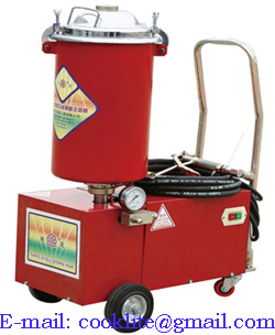 Mobile Electric Grease Pump QH039
