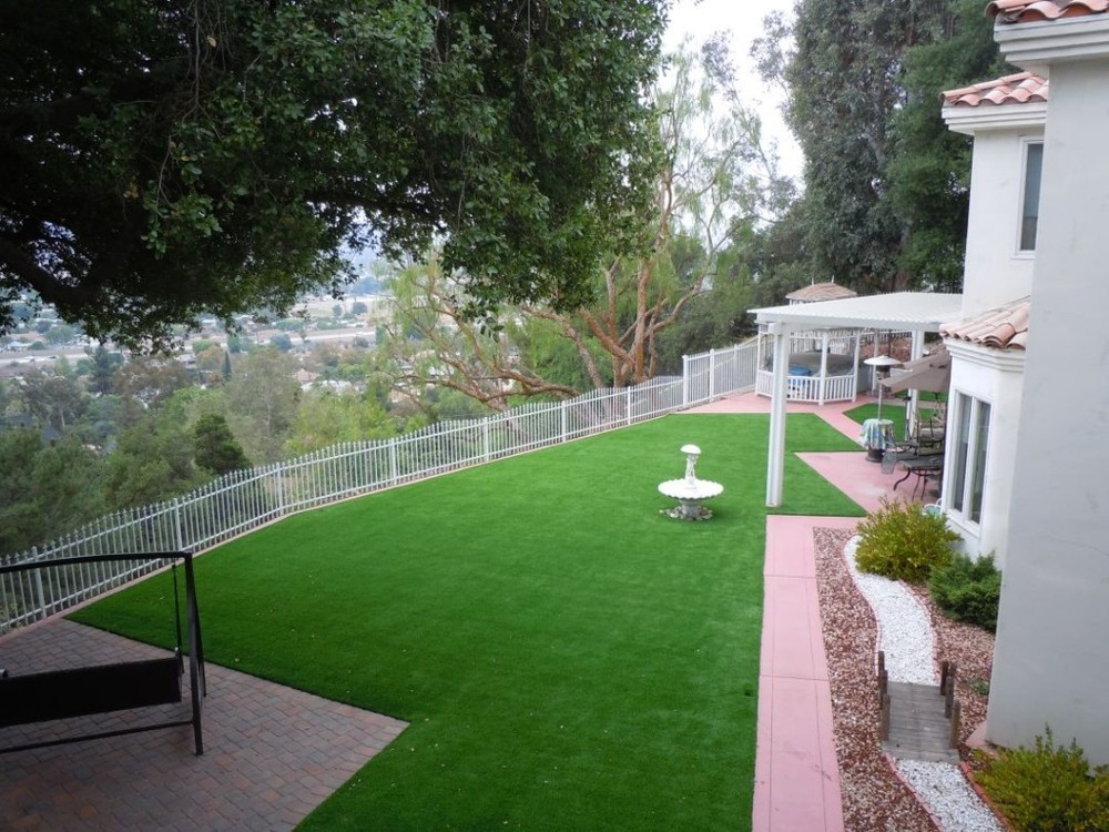 Monofilament cheap artificial grass carpet