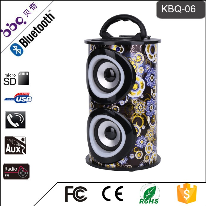 Hot selling multimedia speaker speaker cable 18 subwoofer speaker box with low price