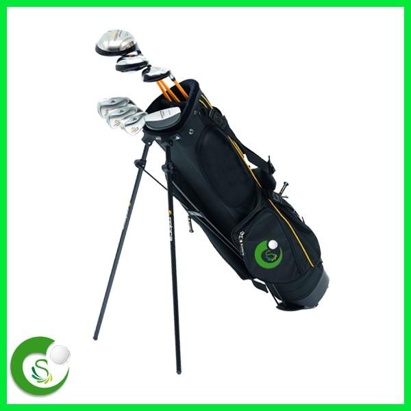 Junior Mini golf bag with stand