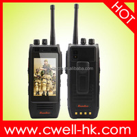 2016 New! Runbo H1 UHF/VHF/DMR Long Distance Walkie Talkie IP67 Waterproof Rugged 4G LTE Smartphone