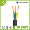 Copper conductor pvc insulated low voltage power cable