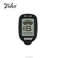 ziko hot sale cheap price lcd guitar tuner for banjo musical instruments