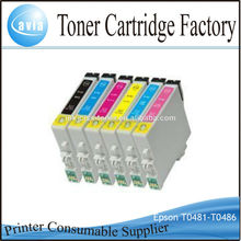 Best Selling Laser Ink Cartridge T0481for Epson R200