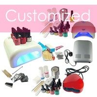 Beauty Personal Care Uv Gel Nails