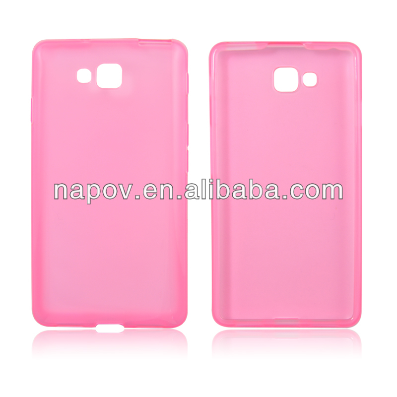 Custom Fashinable TPU flip case for lg optimus l9 ii d605