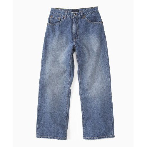 Men's Rich Blue Denim with relaxed fit Jeans