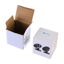 Wholesale Hot sale fashion custom flat box gift lure packaging box with UV logo for factory price