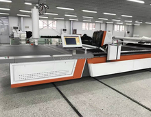 Automatic CNC Cutting Machine for Fabric/Textile Cloth Cutting