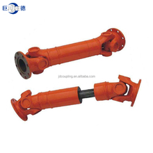 SWP - F Large Telescopic Long Cardan Universal Joint Coupling