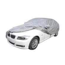 Universial aluminum film auto fireproof car cover