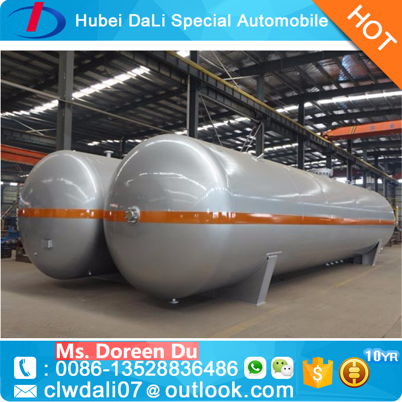 120 CBM high capacity lpg tank LPG pressure vessel biggest LPG tanker on sale