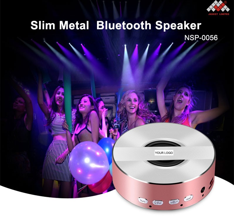 Stereo Portable Bluetooth Speaker 2016 by JASKEY LIMITED