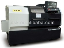 Chinese high precision CNC lathe machine for metal machining and power tools making SK36