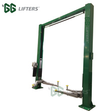 4.5t Economical Clear floor Two Post car Lift