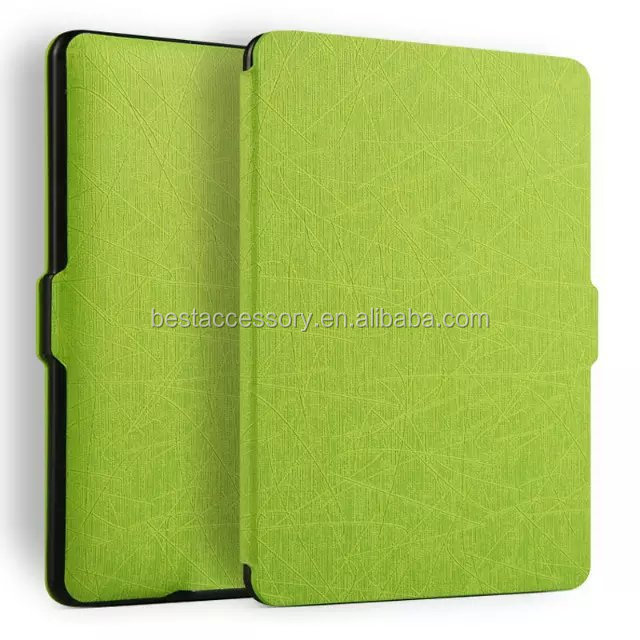 For Amazon Kindle Leather Case Smart Cover For Kindle Paperwhite
