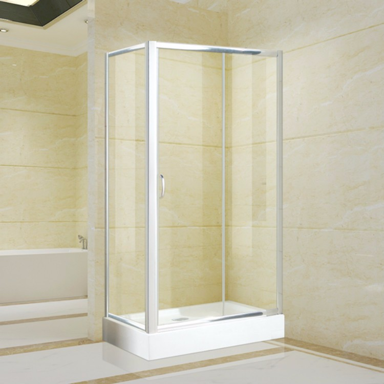 2017 super wholesale shower door for Europe market