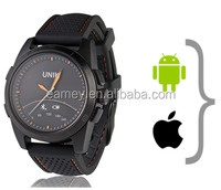 2015 Best Design IP68 Waterproof Sports Bluetooth Smart Watch for Iphone and Android Smart Phone