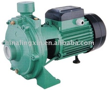 centrifugal pump with 2 impellers