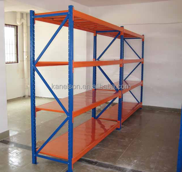 Warehouse storage medium duty racking B