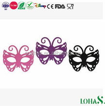 Wholesale Female Smart Butterfly Silicone Party Face Mask