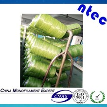 PE artificial grass yarn for landscaping and kindergarten
