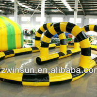 Inflatable Racing Track Inflatable Running Track