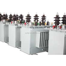 Oil Type Three-phase Dual Winding Power Transformer