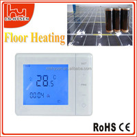 Carbon heating film thermostat for electric underfloor heating 16A